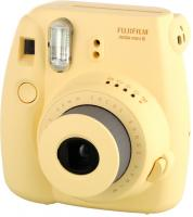 Фотоаппарат с мгновенной печатью Fujifilm Instax Mini 8 (желтый) -