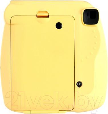 Фотоаппарат с мгновенной печатью Fujifilm Instax Mini 8 (желтый)