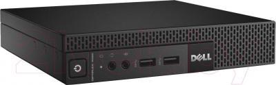 Тонкий клиент Dell Desktop OptiPlex 3020 (CA002D3020M1H16_8.1PRO)