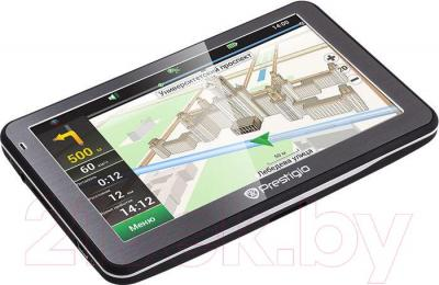 GPS навигатор Prestigio GeoVision 5058 / PGPS5058CIS04GBNV