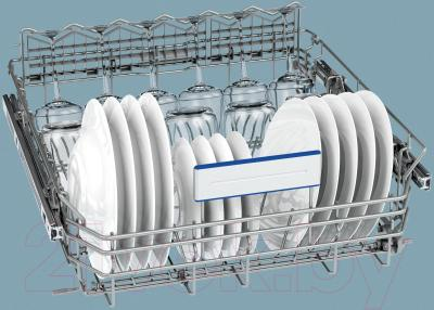 Посудомоечная машина Siemens SN678X51TR - нижняя корзина
