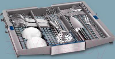 Посудомоечная машина Siemens SN678X51TR - верхняя корзина