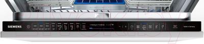 Посудомоечная машина Siemens SN678X51TR - панель управления