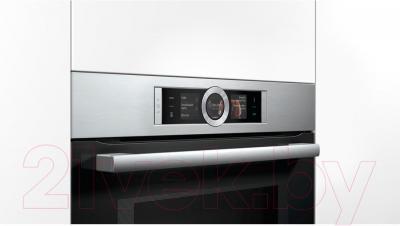 Электрический духовой шкаф Bosch HMG636NS1