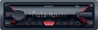 Бездисковая автомагнитола Sony DSX-A100U - общий вид
