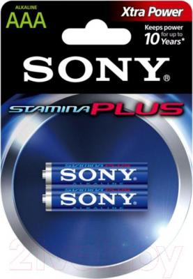 Батарейки ААА Sony AM4B2D