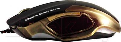 Мышь Crown Micro CMXG-604 - вид сбоку