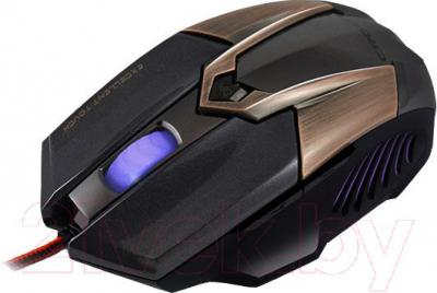 Мышь Crown Micro CMXG-606 (коричневый)
