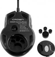 Мышь Crown Micro CMXG-703 Colt (черный) -
