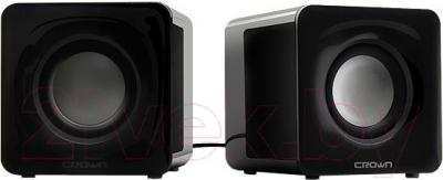 Мультимедиа акустика Crown Micro CMS-277 - общий вид