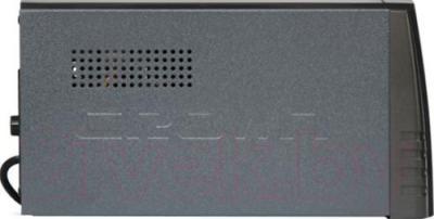 ИБП Crown Micro CMU-500 Euro - вид сбоку