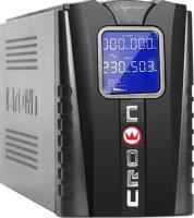 ИБП Crown Micro CMU-650 LCD -