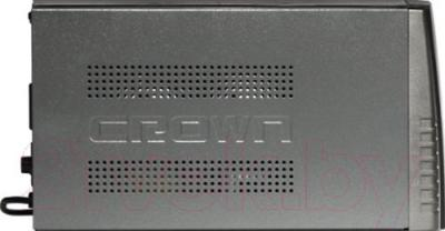 ИБП Crown Micro CMU-800VA - вид сбоку