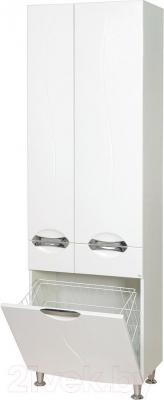 Шкаф-пенал для ванной Аква Родос Глория 60 (052PK)