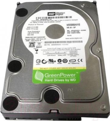 Жесткий диск Western Digital WD5000AVVS