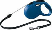 Поводок-рулетка Flexi New Classic 11802 (S, синий) -