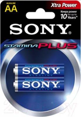 Батарейки АА Sony AM3B2D