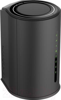 Беспроводной маршрутизатор D-Link DIR-300A - вид сбоку
