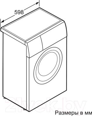 Стиральная машина Bosch WLK20166OE