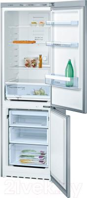 Холодильник с морозильником Bosch KGN36NL13R