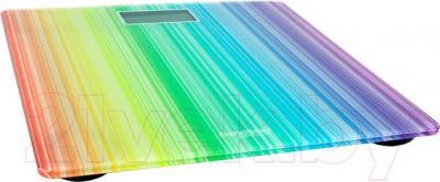 Напольные весы электронные Endever Skyline FS-509 (Радуга)