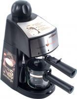 Кофеварка эспрессо Endever Costa-1050 (нержавеющая сталь) -