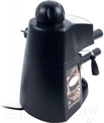 Кофеварка эспрессо Endever Costa-1050 (нержавеющая сталь)