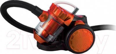Пылесос Home Element HE-VC1800 (черно-оранжевый)