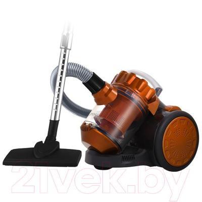 Пылесос Lumme LU-3206 (черно-оранжевый)