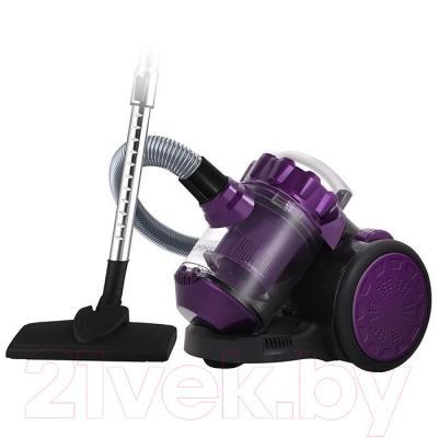Пылесос Lumme LU-3206 (черно-фиолетовый)