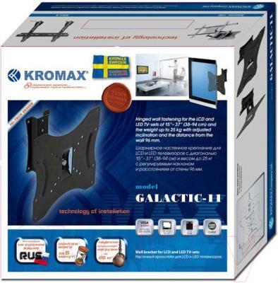 Кронштейн для телевизора Kromax Galactic-11 (серый)