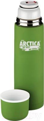 Термос для напитков Арктика 103-750K (зеленый)