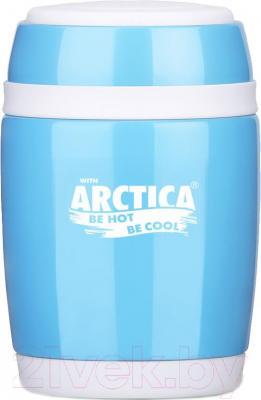Термос для еды Арктика 409-480 (голубой)
