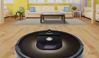 Робот-пылесос iRobot Roomba 980