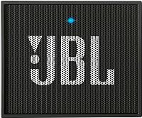Портативная колонка JBL Go (черный) -