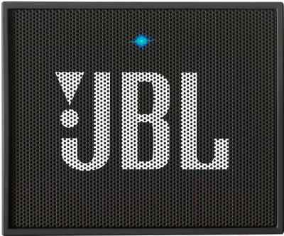 Портативная колонка JBL Go (черный)
