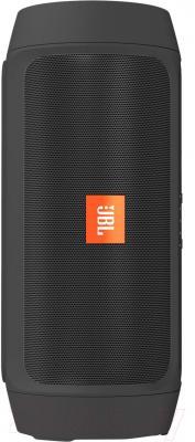 Портативная колонка JBL Charge 2 Plus (черный)