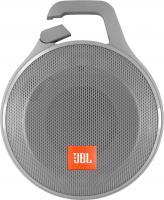 Портативная колонка JBL Clip Plus (серый) -