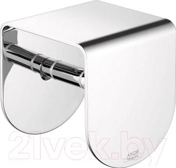 Держатель для туалетной бумаги Hansgrohe Axor Urquiola 42436000 - твердый латунный держатель