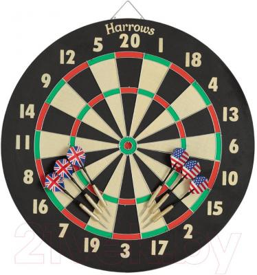 Дартс Harrows Family Dart Game Board EA357