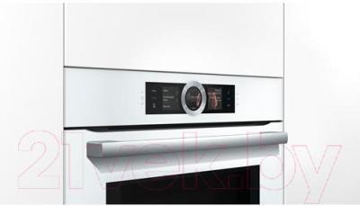 Электрический духовой шкаф Bosch CMG636BW1