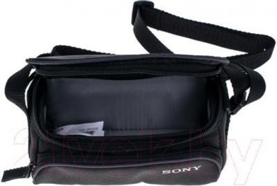 Чехол для видеокамеры Sony LCS-U5 Handycam - вместительное основное отделение