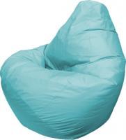 Бескаркасное кресло Flagman Груша Макси Г2.2-13 (морская волна) -