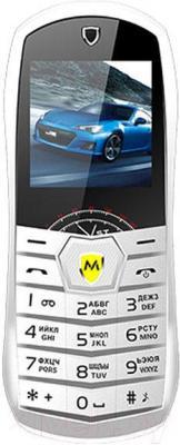 Мобильный телефон Maxvi J2 (белый)
