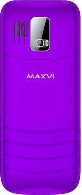 Мобильный телефон Maxvi K6 (фиолетовый)