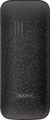 Мобильный телефон Maxvi C3 (черный)