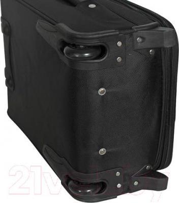 Чемодан на колесах Globtroter 19770 - основание чемодана