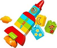 Конструктор Lego Duplo Моя первая ракета 10815 -