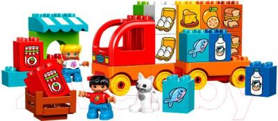 Конструктор Lego Duplo Мой первый грузовик (10818)