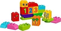 Конструктор Lego Duplo Моя веселая гусеница 10831 -